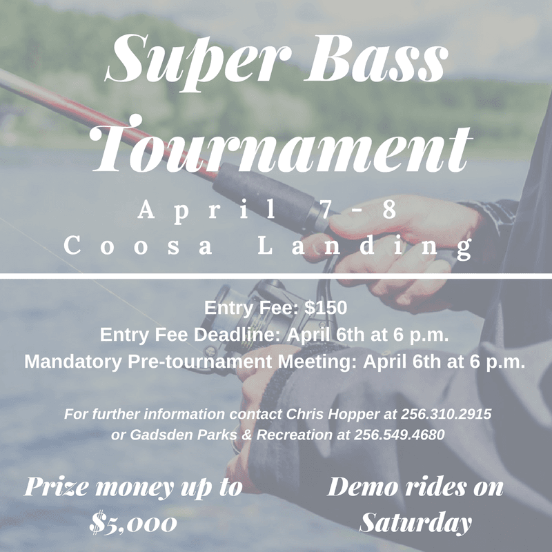2018 Super Bass Tournament