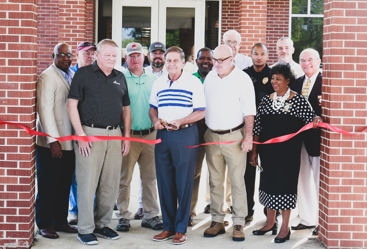 Ribbon Cutting at Alabama City Center