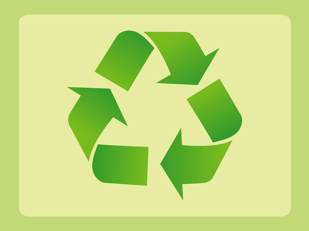 recycling arrows