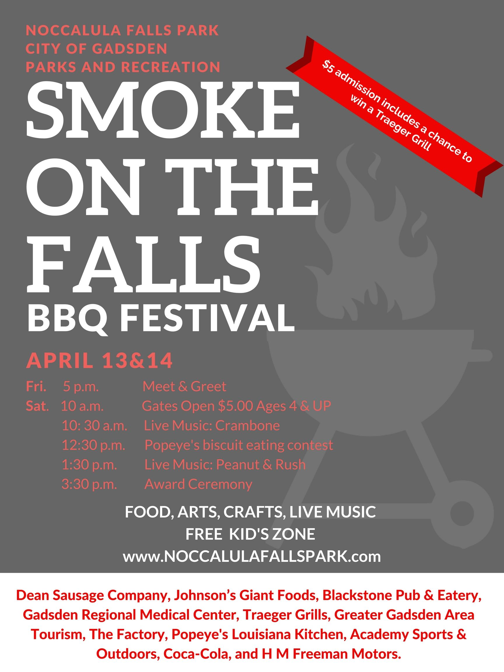 2018 Smoke on the Falls